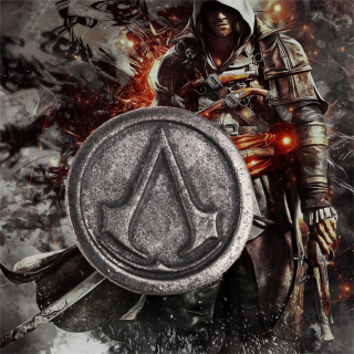 Brož - Assassin's Creed 23 mm (HB5)