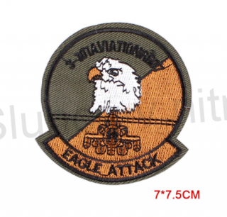 Nášivka Eagle Attack (C253)